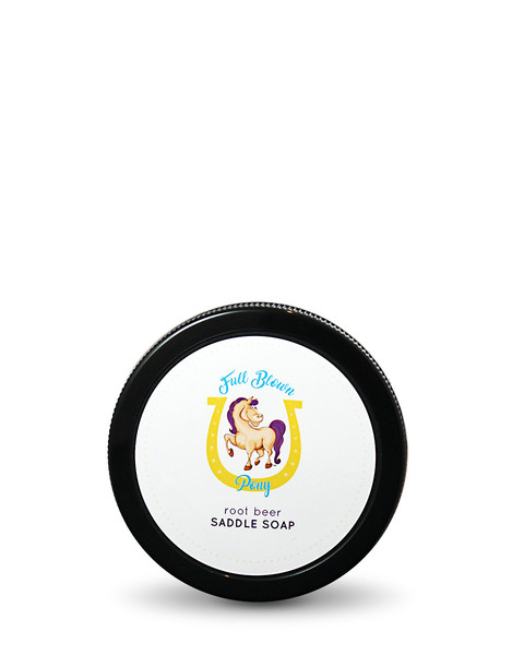 Full Blown Pony Saddle Soap
