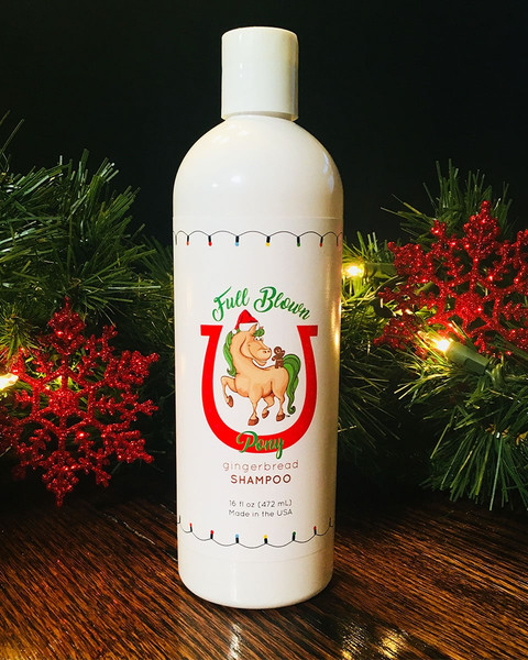 FBP Shampoo Gingerbread