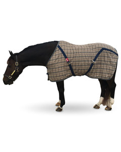 FarmVet Plaid Sheet