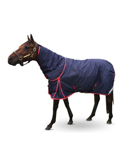 FarmVet Turnout Blanket with Hood