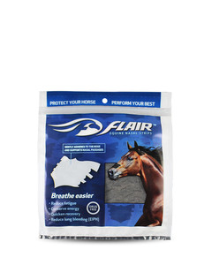Flair Nasal Strips Black 1ct