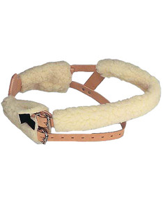 Fleece Cribbing Strap