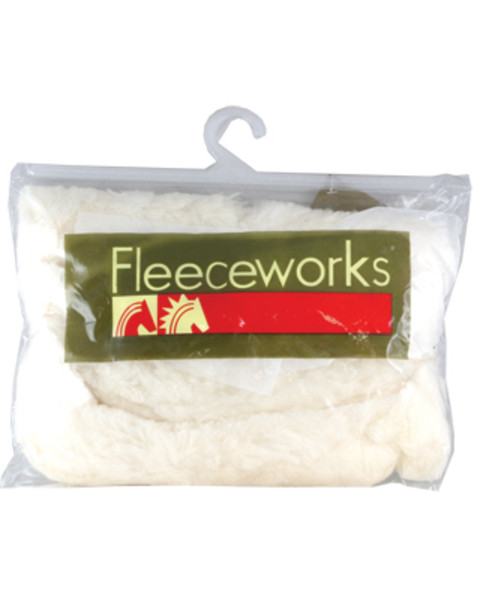 Sheepskin Halter for Horses from Fleeceworks