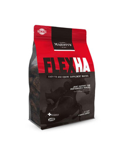 Flex HA Wafers Joint Supplement for Horses by Majesty's