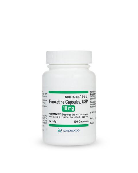 Fluoxetine Capsules