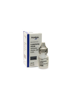 Flurbiprofen Ophth Drops - 2.5 ml 0.03%