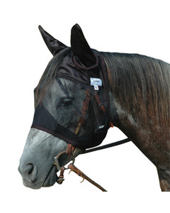 Fly Mask Quiet Ride W/ Ears