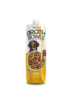 Fruitables Broth Bowls for Dogs