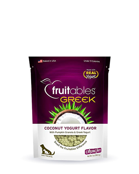 Fruitables Greek Yogurt Treats for dogs