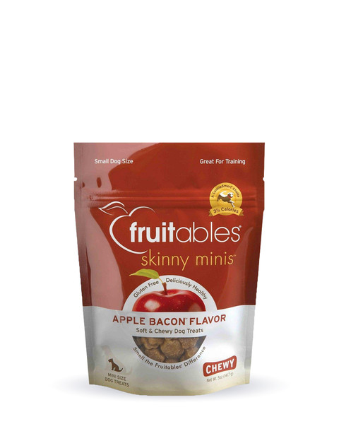 Fruitables Skinny Minis for dogs