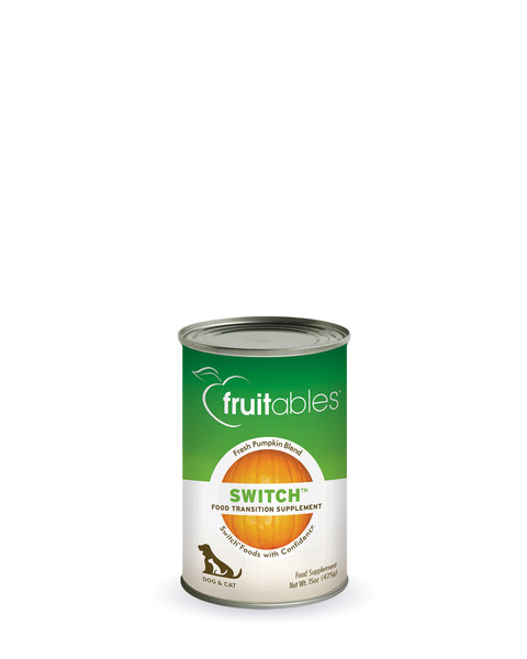 Fruitables Transition Supplement for dogs
