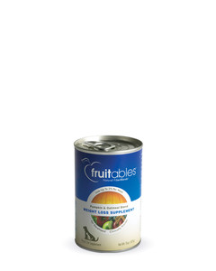Fruitables Weight Loss Supplement for dogs