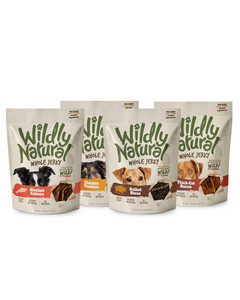 Fruitables Wildly Natural Whole Jerky Strips dog treat