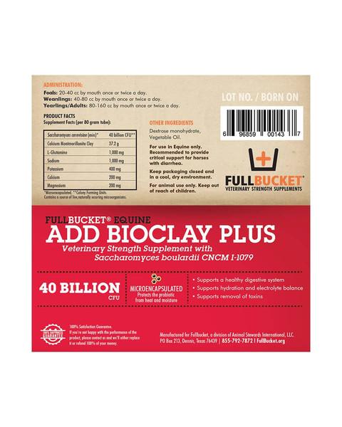 FullBucket Equine ADD Bioclay Plus Paste
