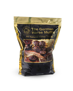 The German Horse Muffin Horse Treats