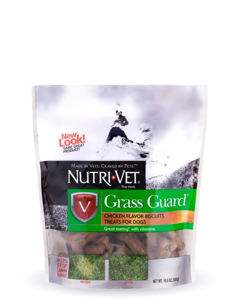 Grass Guard Biscuits for dogs