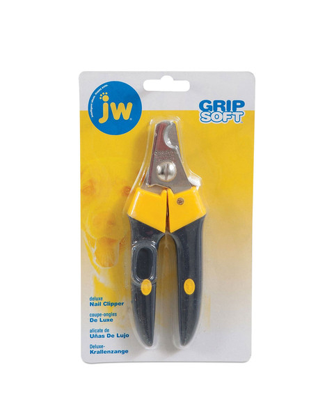 GripSoft Deluxe Nail Clipper from JW Pet
