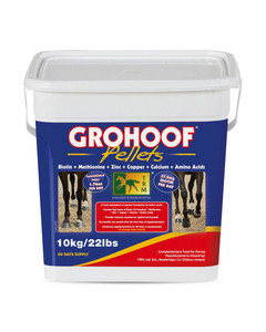 GroHoof Pellets from TRM