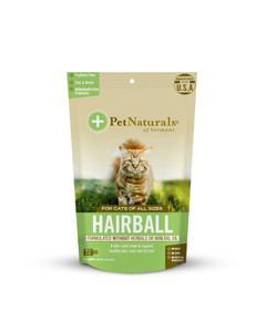 Hairball Chews from Pet Naturals of Vermont