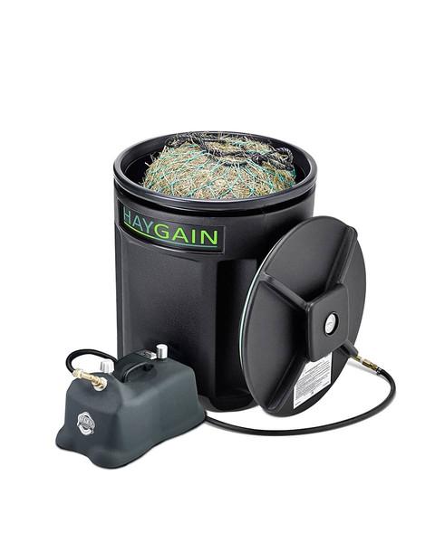 HayGain One hay steamer
