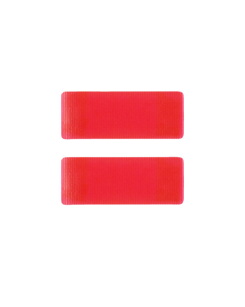 Equifit HeadsUp Replacement Patches - Red