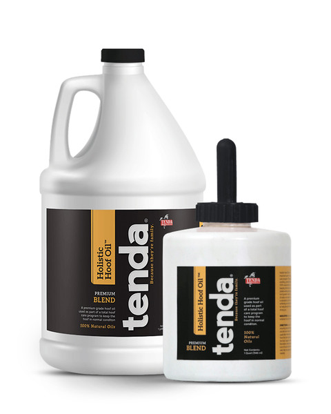 Holistic Hoof Oil from Tenda