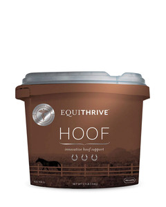 Equithrive Hoof Pellets