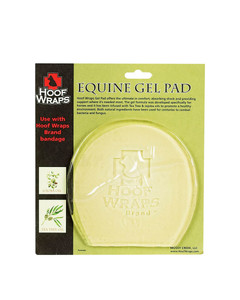 Hoof Wraps Gel Pad by MacKinnon Ice Horse
