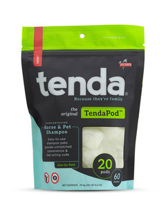 Horse & Pet Shampoo Pods from Tenda