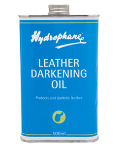 Hydrophane Dark Leather Dressing
