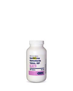 Hydroxyzine HCL Tabs