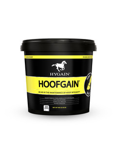 Hoofgain equine hoof supplement by Hygain