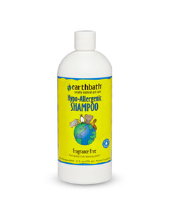 Hypoallergenic Tearless Shampoo from Earthbath