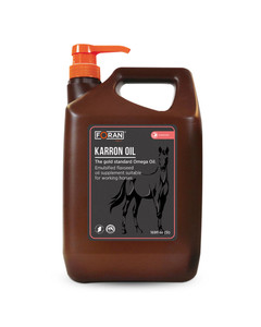 Karron Oil Omega supplement from Foran