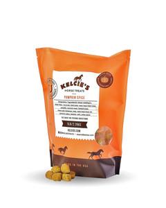 Kelcie's Pumpkin Spice Horse Treats