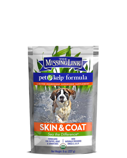 Missing Link Pet Kelp Skin & Coat Powder