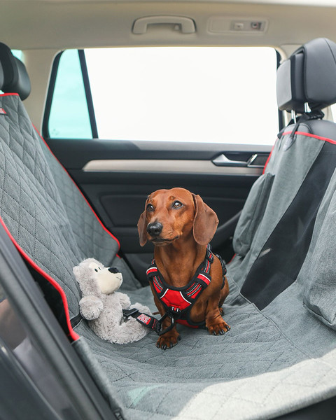2-in-1 Bench Seat Cover & Hammock from Kong
