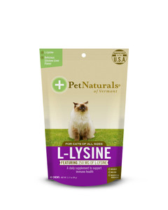 L Lysine Chews For Cats