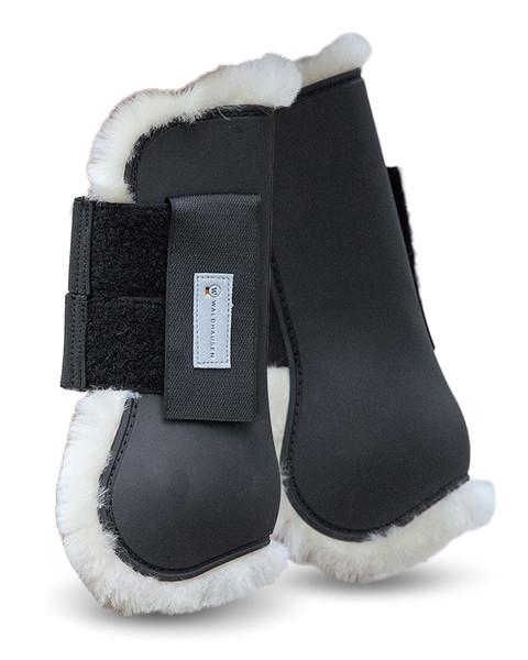 Lambskin Tendon Boots