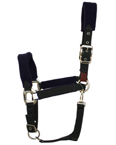 Padded Fleece Halter