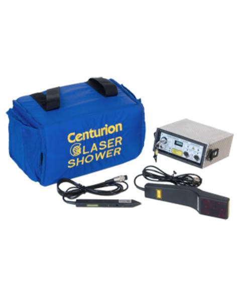 Laser Shower with Finder