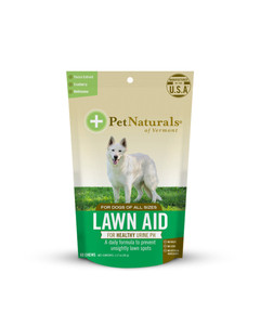 Lawn Aid from Pet Naturals of Vermont