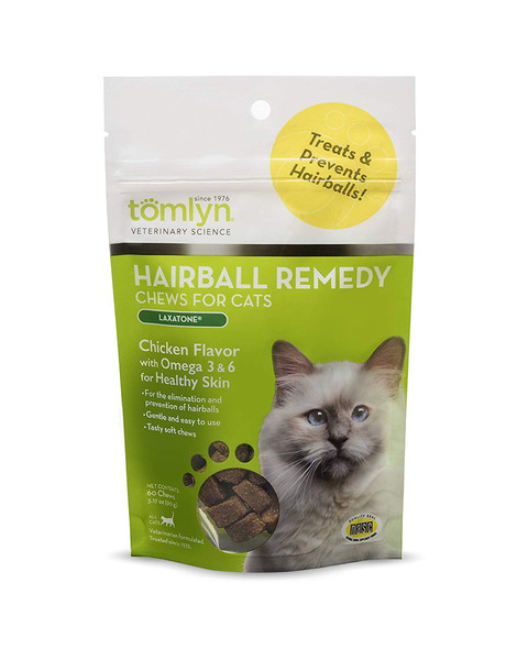 Tomlyn Hairball Remedy for Cats