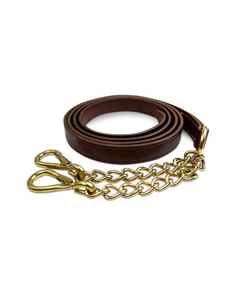 Leather Jumper Lead