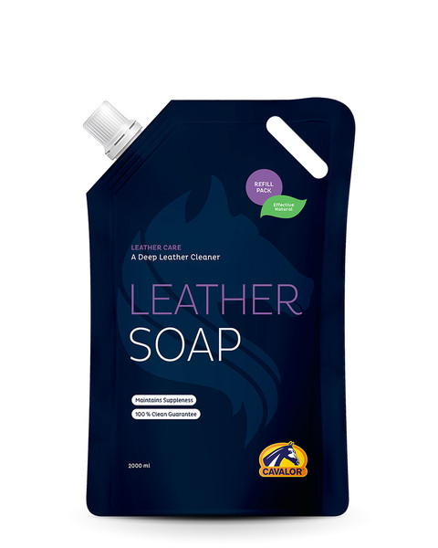 Leather Soap refill