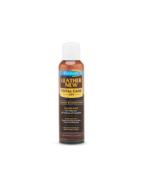 Leather New Total Care 2-in-1