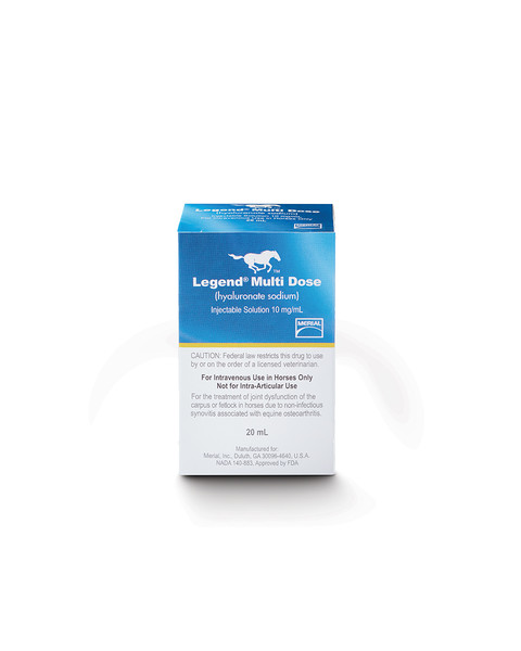 legend injection for horses