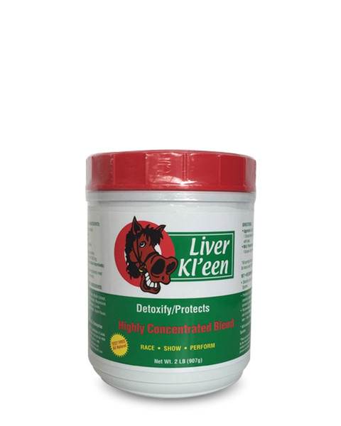 Liver Kleen for Horses