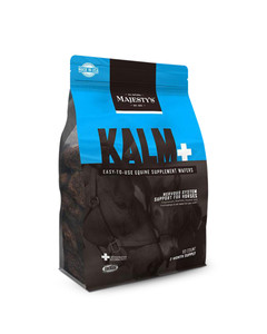 Kalm+ Wafers Calming Supplement for Horses by Majesty's