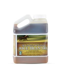 McCauley's All Natural Rice Bran Oil